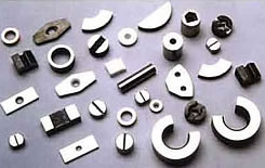 Sintered AlNiCo