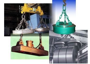 lifting magnets equipment